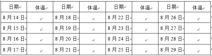 2020年上海市初级会计职称考试考生安全考试承诺书