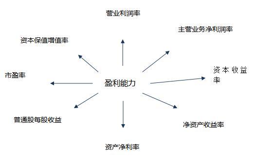 中级经济师考试经济基础知识章节考点:财务报表分析